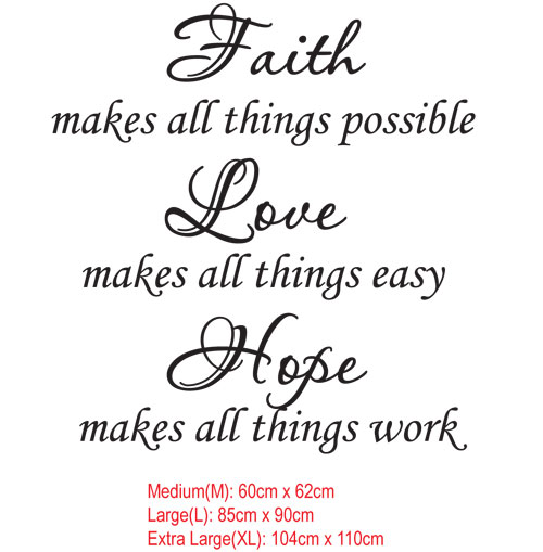 Hope And Faith Quotes: Quotes About Hope And Faith. QuotesGram