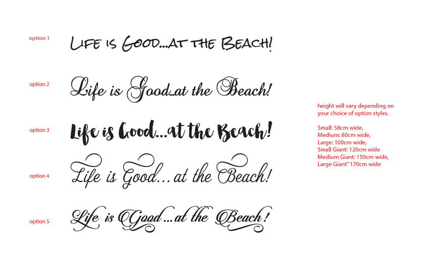 Life is Good...at the Beach!