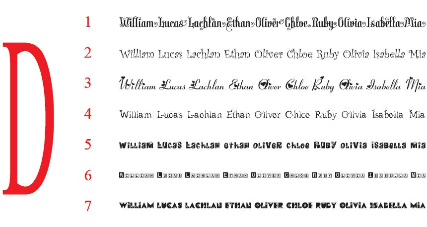 Decorative Personalized Custom Name Vinyl Decal Sticker Car Bike Boat Decorative Lettering;