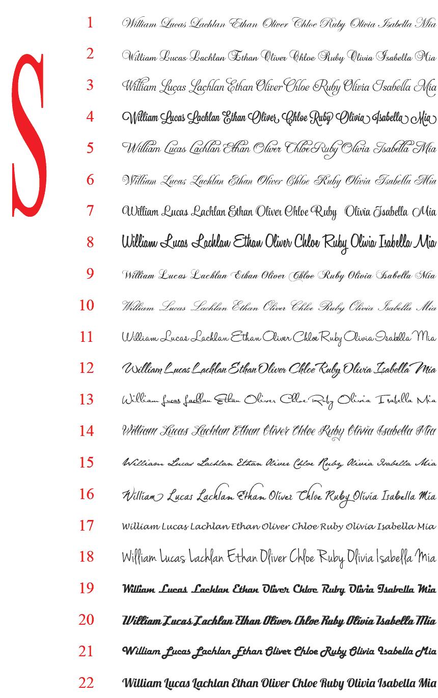 Script Personalized Custom Name Vinyl Decal Sticker Car Bike Boat Decorative Lettering;